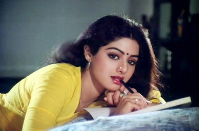 sridevi young