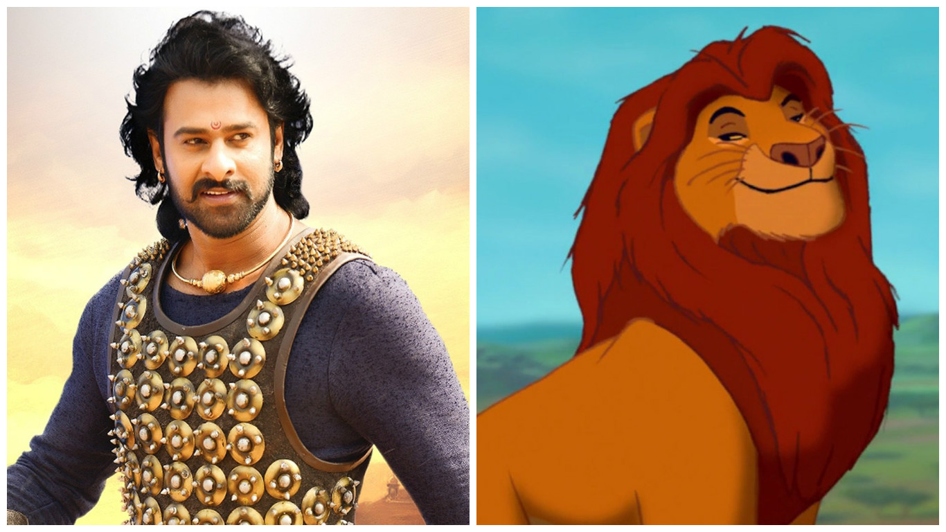 9 striking similarities between bahubali and the lion king! | jfw